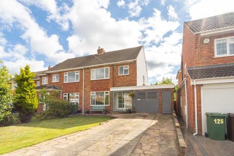 3 bedroom semi-detached house for sale - Poplar Road, Dorridge