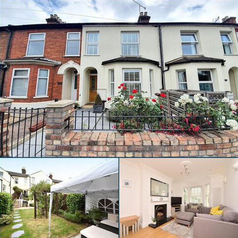 3 bedroom terraced house for sale - Wherstead Road, Ipswich, IP2 8LB