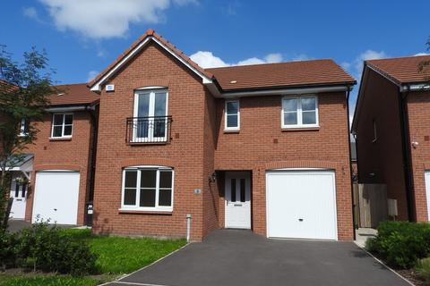 4 bedroom detached house for sale - Mulberry Close, Rudheath, Northwich