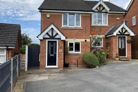 2 bedroom semi-detached house for sale - Briars Mount, Heaton Mersey