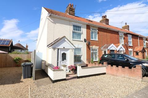 3 bedroom end of terrace house for sale - Store Street, Roydon, Diss