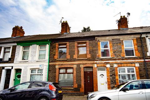 2 bedroom terraced house for sale - Cyfarthfa Street, Roath, Cardiff