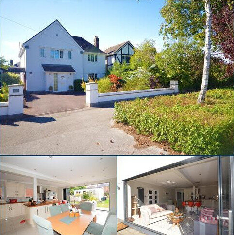 5 bedroom detached house for sale - West Way, Bournemouth