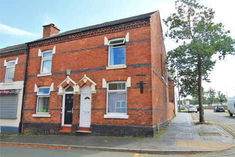2 bedroom end of terrace house for sale - Meredith Street, Crewe, Cheshire, CW1