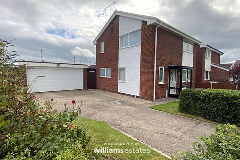 4 bedroom detached house for sale - Llys Brenig, Rhyl