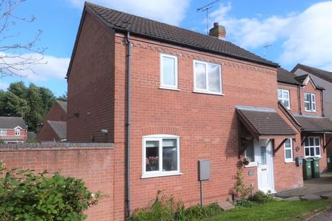 2 bedroom semi-detached house to rent - Edward Drive, Leicester