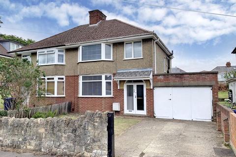 3 bedroom semi-detached house for sale - Kelburne Road, Oxford
