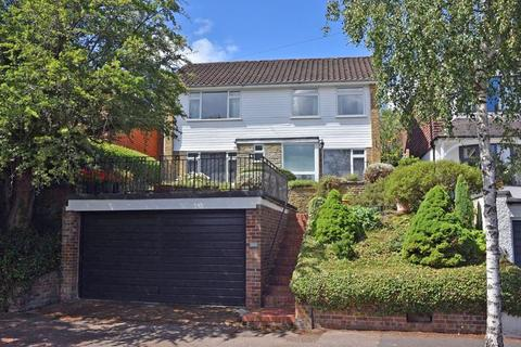 4 bedroom detached house for sale - Purley Bury Avenue, Purley