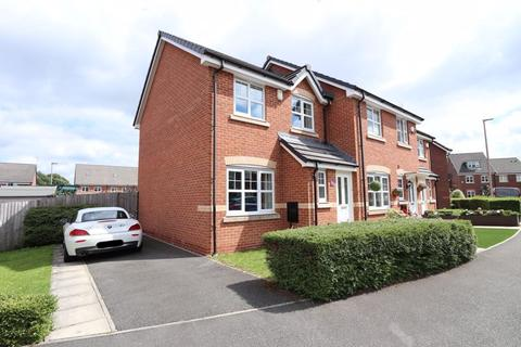 3 bedroom terraced house for sale - Jasmine Avenue, Macclesfield