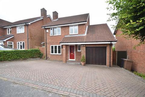 4 bedroom detached house for sale - Heron Drive, Luton