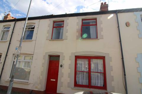 2 bedroom terraced house to rent - Springfield Place, Canton, Cardiff