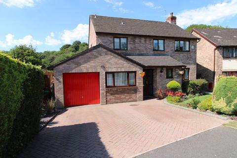 4 bedroom detached house for sale - The Halfpennys, Abergavenny