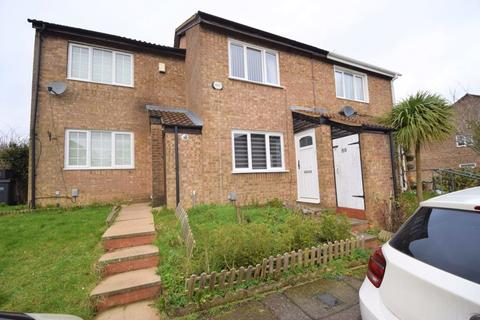 2 bedroom terraced house for sale - Repton Close, Luton