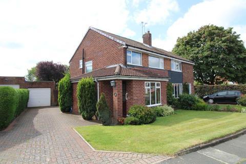 3 bedroom semi-detached house for sale - Simonside View, Ponteland, Newcastle Upon Tyne, Northumberland