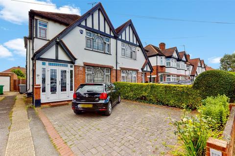 3 bedroom semi-detached house to rent - Abbotts Drive, Wembley