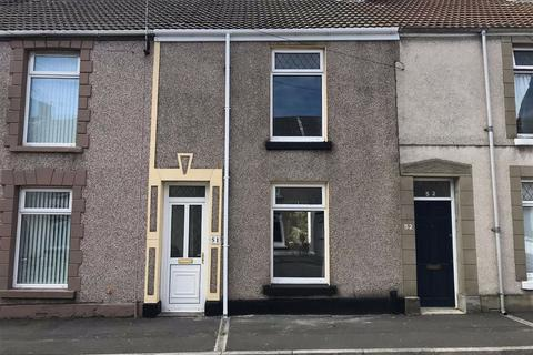 3 bedroom end of terrace house for sale - Catherine Street, Brynmill