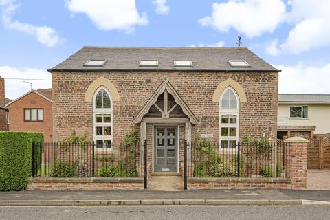 3 bedroom detached house for sale - The Chapel, Hirst Road, Chapel Haddlesey, Selby, YO8 8QQ