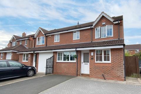 3 bedroom semi-detached house for sale - Eborne Croft, Balsall Common