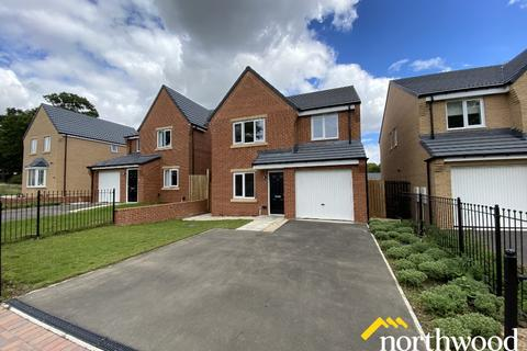 4 bedroom detached house to rent - Risby Mews, , Newcastle upon Tyne, NE5 2AJ