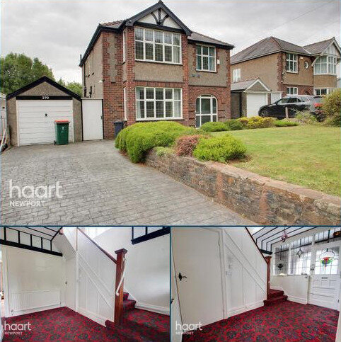 4 bedroom detached house for sale - Christchurch Road, Newport