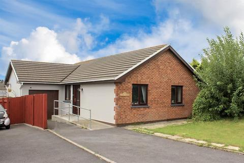 3 bedroom detached bungalow for sale - Donovan Rees Gardens, Pembroke Dock