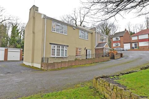 3 bedroom semi-detached house for sale - Station Cottages, Breckenbeds Road, Low Fell