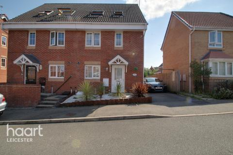 3 bedroom semi-detached house for sale - Fencote Road, Leicester