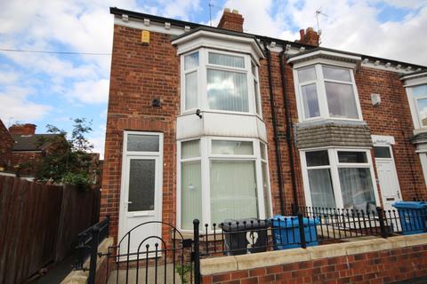 2 bedroom terraced house to rent - De La Pole Avenue, Hull, HU3
