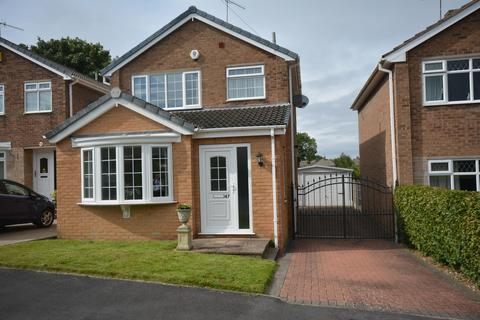 3 bedroom detached house for sale - Rockingham Close, Ashgate, Chesterfield, S40 1JE