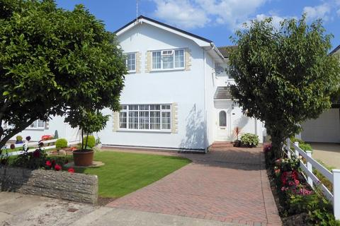 3 bedroom detached house for sale - Duffryn Close, Coychurch, Bridgend, Bridgend County. CF35 5TA