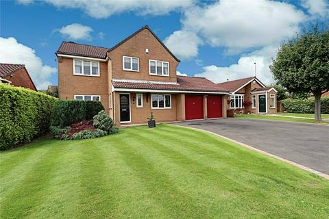 4 bedroom detached house for sale - Chilton Rise, Kirk Ella, Hull, East Yorkshire, HU10