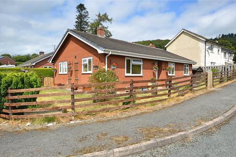 3 bedroom bungalow for sale - Hillcrest, Aberhafesp, Newtown, Powys, SY16