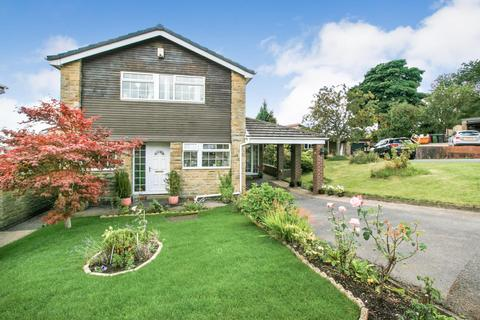 4 bedroom detached house for sale - Wingfield Close, Dronfield Woodhouse, Derbyshire, S18 8RL