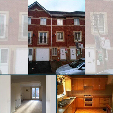 4 bedroom townhouse to rent - Anchor Crescent, Hockley, Birmingham B18