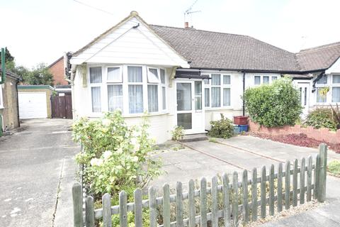 2 bedroom semi-detached bungalow for sale - Parkfield Avenue, Feltham, Middlesex, TW13
