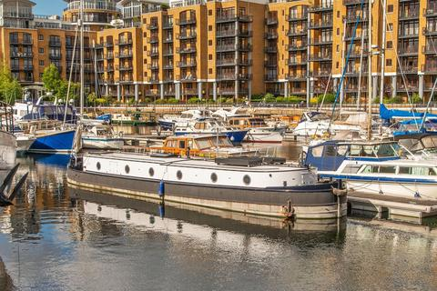 2 bedroom houseboat for sale - St Katharine Dock Marina, Wapping E1W