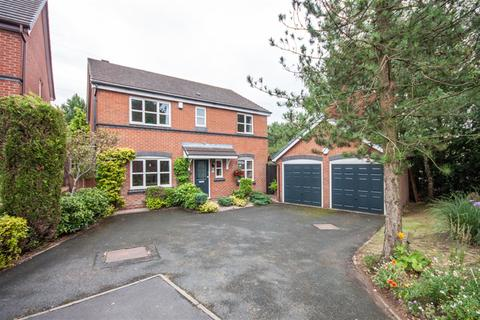 4 bedroom detached house for sale - Gullick Way, Burntwood, WS7 1FH