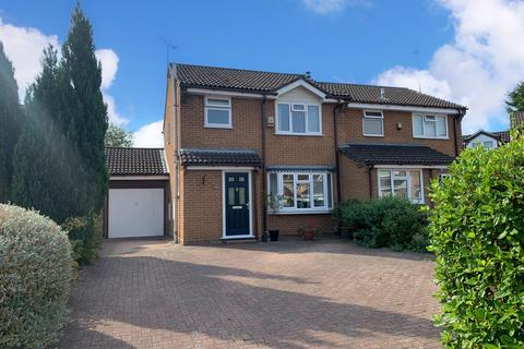 3 bedroom semi-detached house for sale - Southampton, Rother Close, SO18 3NJ