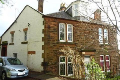 3 bedroom maisonette - 27 Lockerbie Road, Dumfries, DG1 3AY