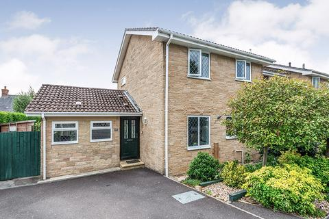 3 bedroom end of terrace house for sale - Hill House Close, Sherborne, Dorset, DT9