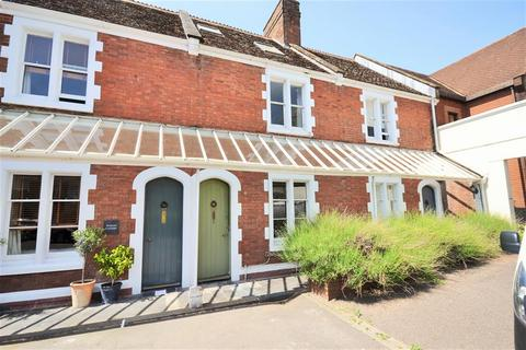 3 bedroom terraced house to rent - St. Davids Hill, Exeter, EX4 4DW