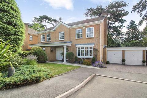 4 bedroom detached house for sale - Woodstock Drive, Southhampton, Highfield