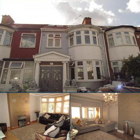 3 bedroom terraced house for sale - Stirling Road Wood Green N22 5BP