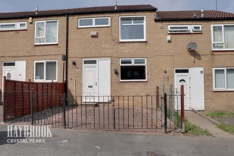 2 bedroom terraced house for sale - Eastcroft Close, Sheffield