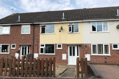 3 bedroom terraced house to rent - Swan Close, , Melton Mowbray, LE13 0QD