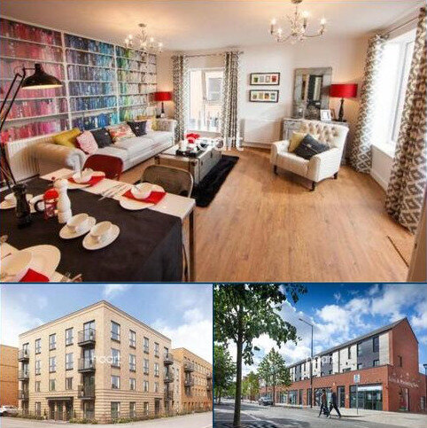 2 bedroom flat to rent - Castleward, Trinity Street. DE1