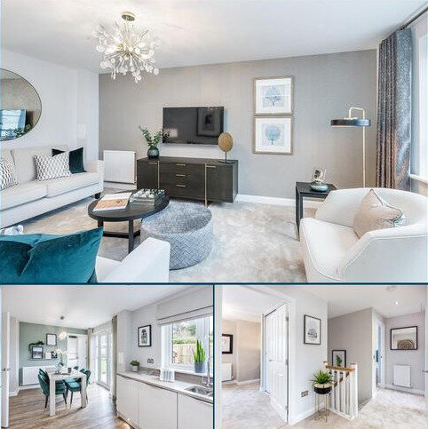 4 bedroom detached house for sale - Plot 43, Rothes at Wallace Fields - Phase 2, Auchinleck Road, Glasgow, GLASGOW G33