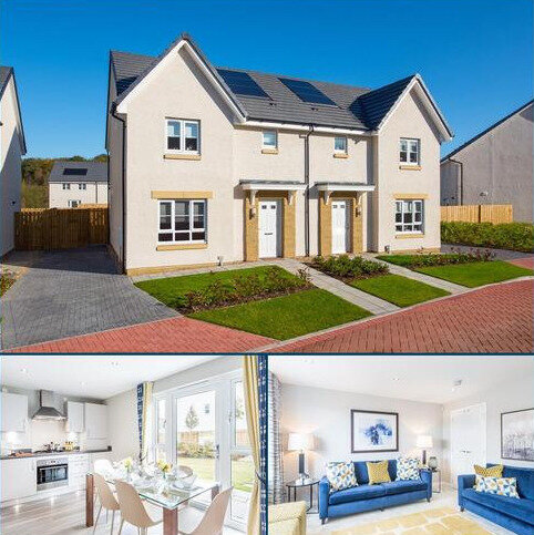 3 bedroom semi-detached house for sale - Plot 57, Craigend at Colville Gate, Prospecthill Road, Motherwell, MOTHERWELL ML1