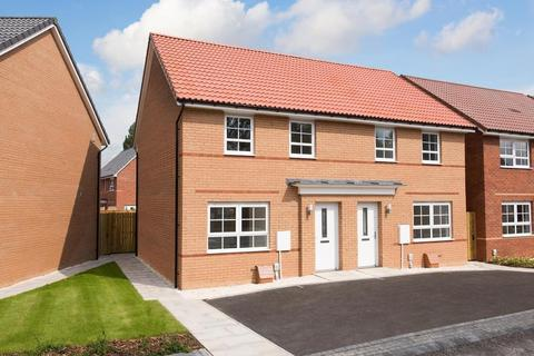 3 bedroom end of terrace house for sale - Plot 255, Maidstone at Jubilee Gardens, Norton Road, Stockton-On-Tees, STOCKTON-ON-TEES TS20