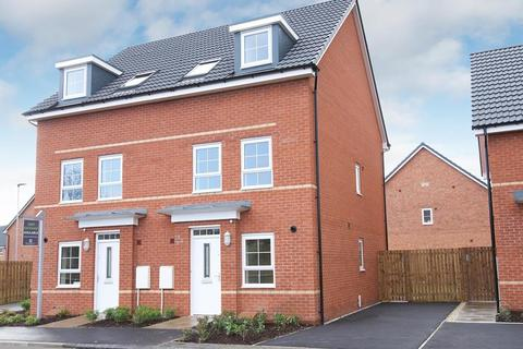 3 bedroom end of terrace house for sale - Plot 78, Padstow at J One Seven, Old Mill Road, Sandbach, SANDBACH CW11